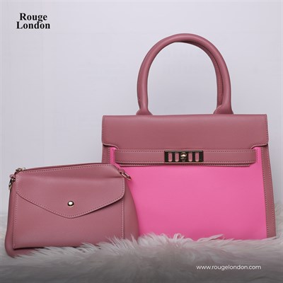 Luxury Leather Bag 3 Pieces