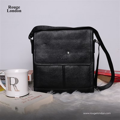 Mont Blanc High Quality Leather Bag