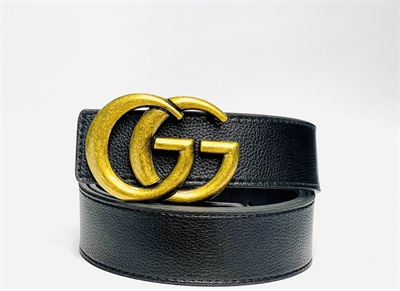 G - Dull Golden Buckle Imported Belt