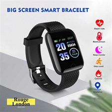 D13 Smart Watch for Men and Women Fitness Tracker For Android Ios