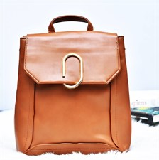 RL BACKPACK Brown N-1