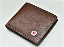 Leather Wallet Textured